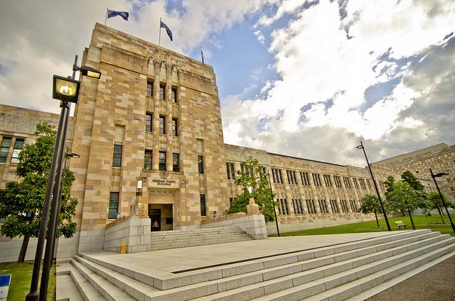 昆士兰大学建筑学
