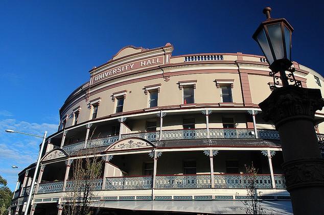 新南威尔士大学建筑学