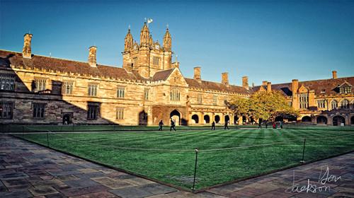 悉尼大学本科奖学金申请指南