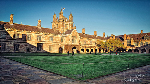 悉尼大学毕业率高吗?就业竞争力解析