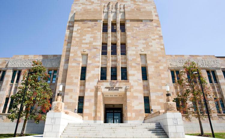 2017澳大利亚昆士兰大学排名介绍