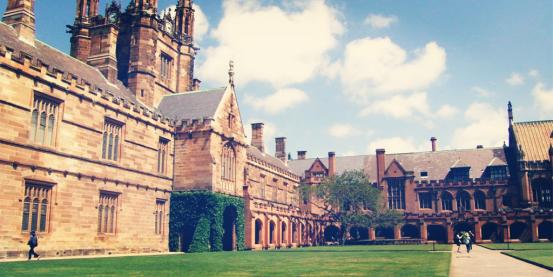 在澳洲最顶级的大学留学是种怎样的体验