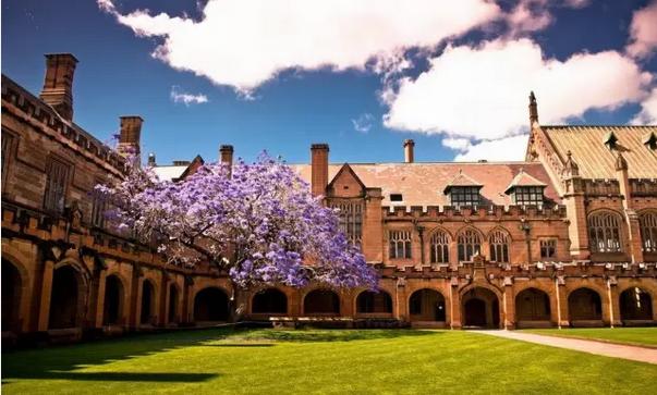 2017澳大利亚专业排名TOP8最新一览