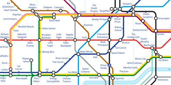 英国留学生,英国伦敦地铁指南