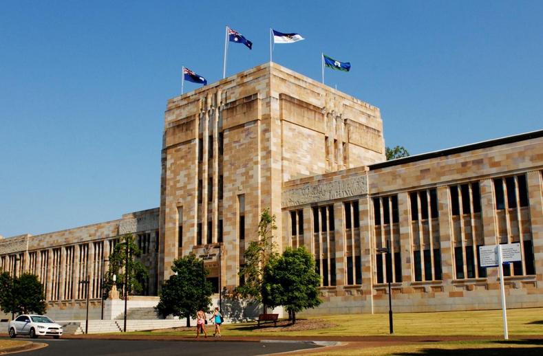 昆士兰大学图书馆信息揭秘   留学有个好图书馆很重要
