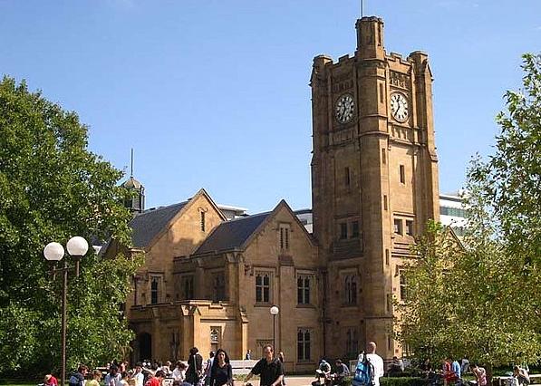 墨尔本大学入学时间