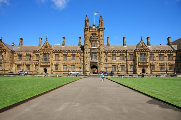 悉尼大学留学费用新鲜出炉   学费生活费一网打尽