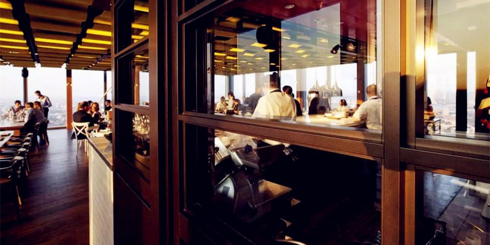 英国网红餐厅,英国留学必去餐厅