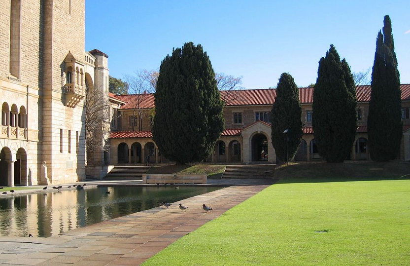 西澳大学澳洲排名最新介绍  澳洲八大名校之一不容错过