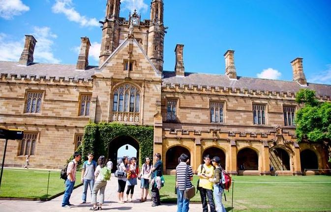 澳洲留学签证成功率