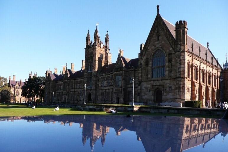 悉尼大学一年费用汇总一览  留学花费大可得省着点