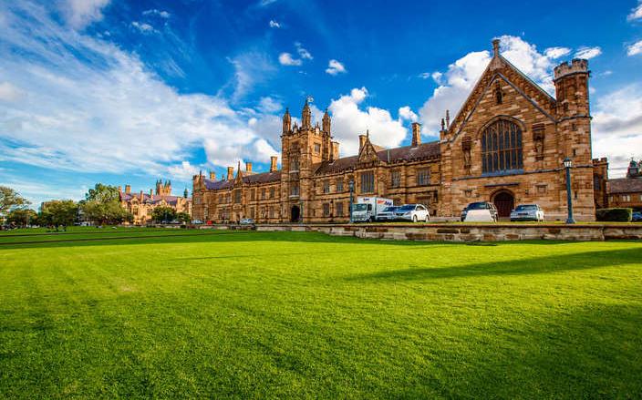 悉尼大学读研要求高不高?准备好高成绩再申请名校