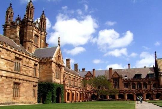 2018悉尼大学申请条件大揭秘  预科本科研究生申请信息汇总