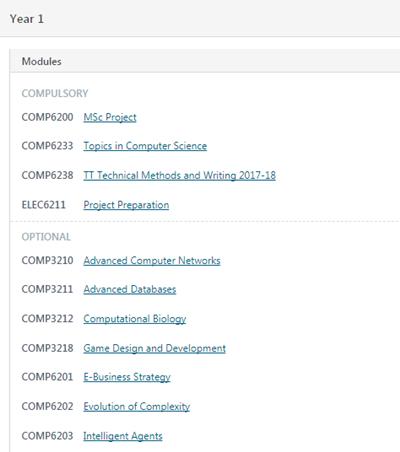 曼彻斯特大学,计算机科学专业,英国留学
