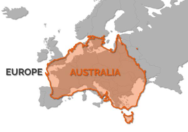 """想不到你是这样的澳洲!关于""""澳村""""的14张地图"""