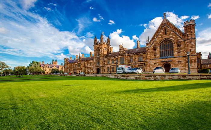 2018澳洲悉尼大学教育硕士专业浅析  教育类专业汇总一览