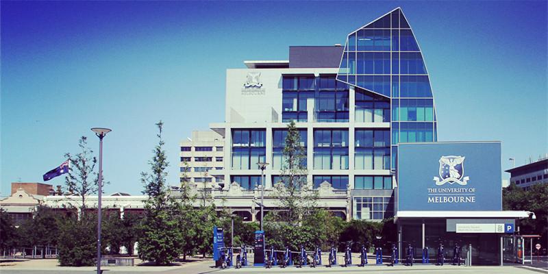 西澳大学,墨尔本大学,新南威尔士大学