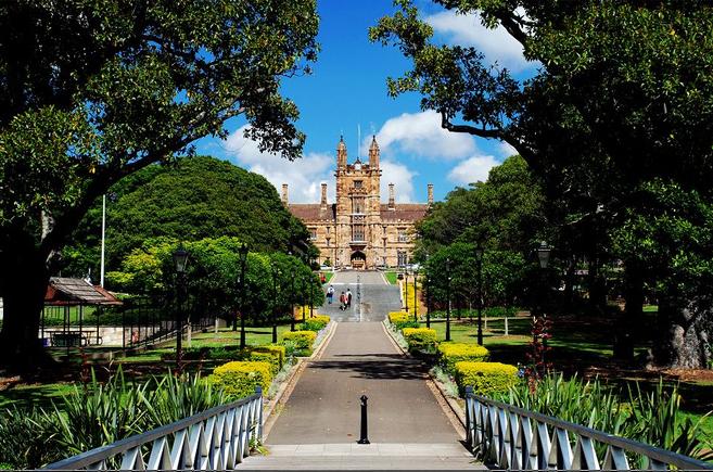 悉尼大学商学院基本信息详解  众多热门专业任你选