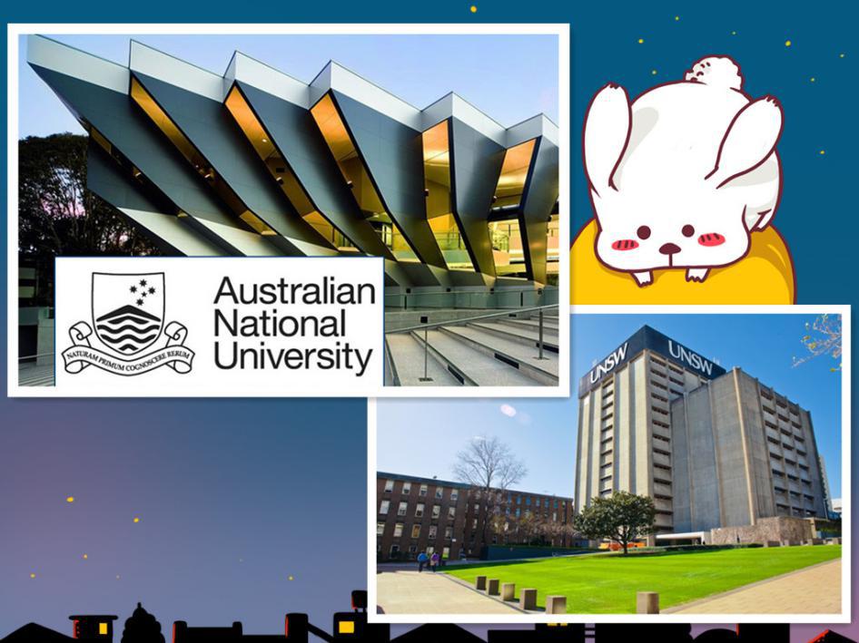 澳国立申请,澳大利亚国立大学,澳洲留学案例