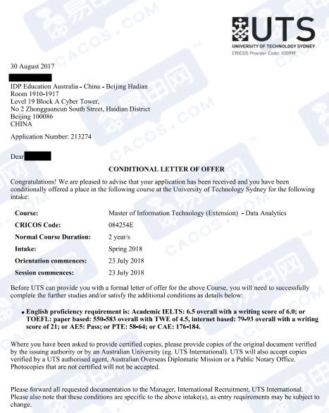 澳洲留学,澳洲签证申请,澳洲电调