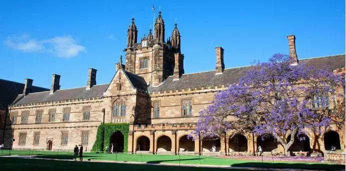 悉尼大学申请,悉尼大学奖学金,澳洲大学案例