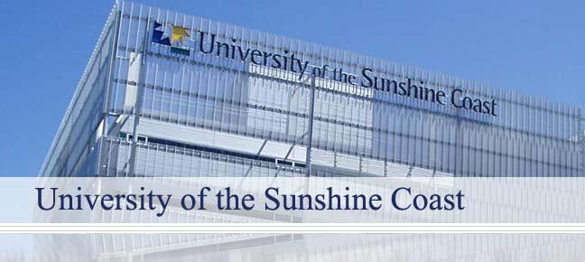 澳大利亚阳光海岸大学,看得到袋鼠的学校~