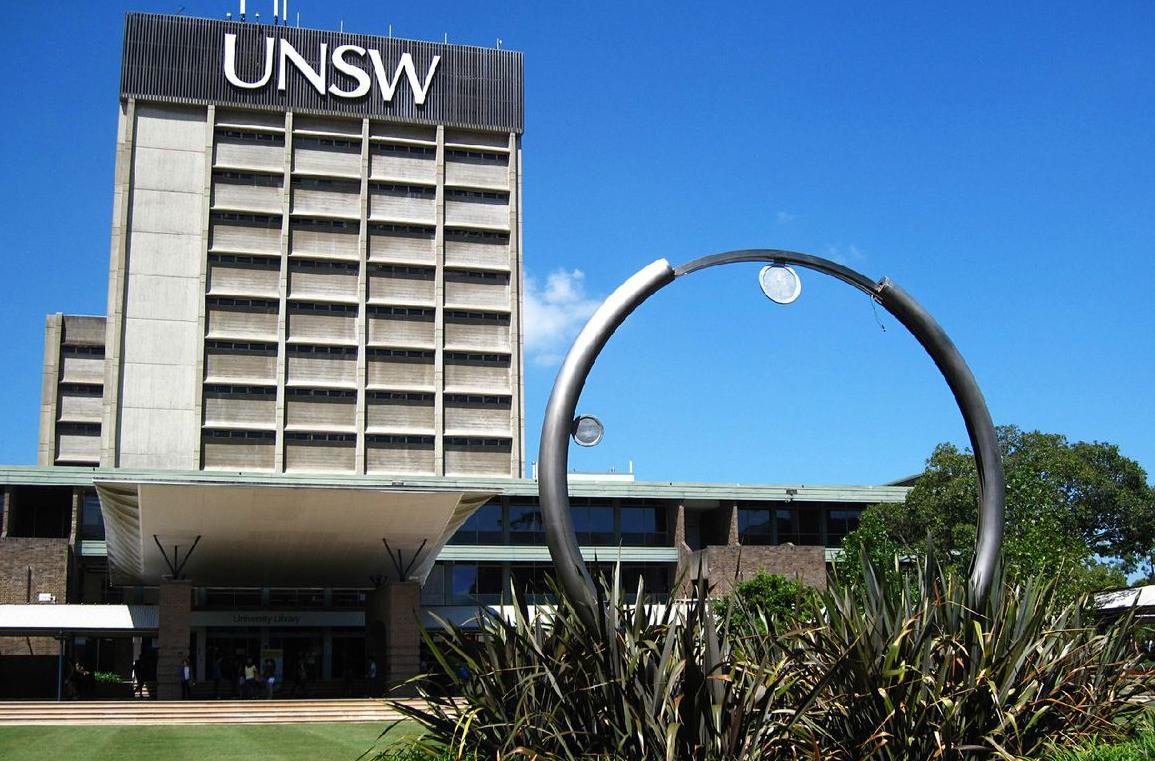 澳洲名校推荐—新南威尔士大学