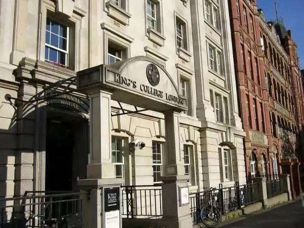 著名金三角名校-英国大学伦敦国王学院