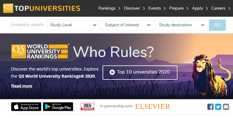 2020QS世界大学排名突然公布!澳洲高校们大洗牌的同时,TA竟然进步了116名?!