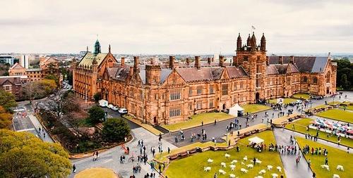 澳洲悉尼大学本科申请条件