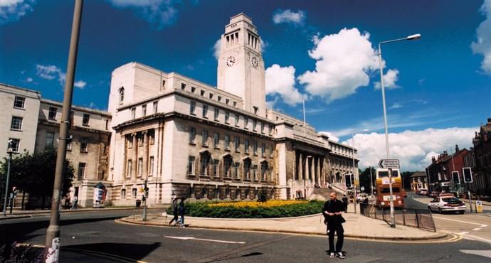 2020英国利兹大学QS世界排名