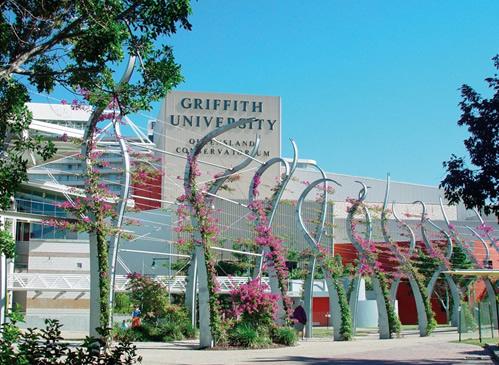 澳洲格里菲斯大学世界排名与优势专业