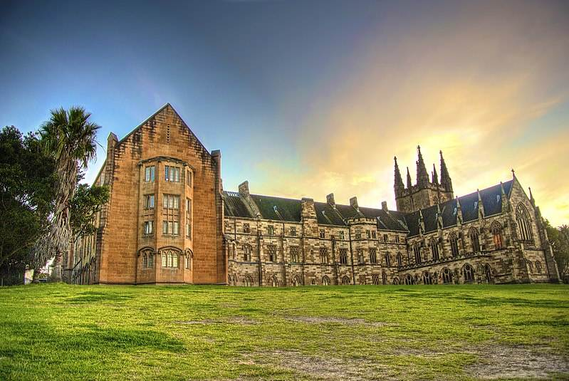 澳洲悉尼大学本科留学费用