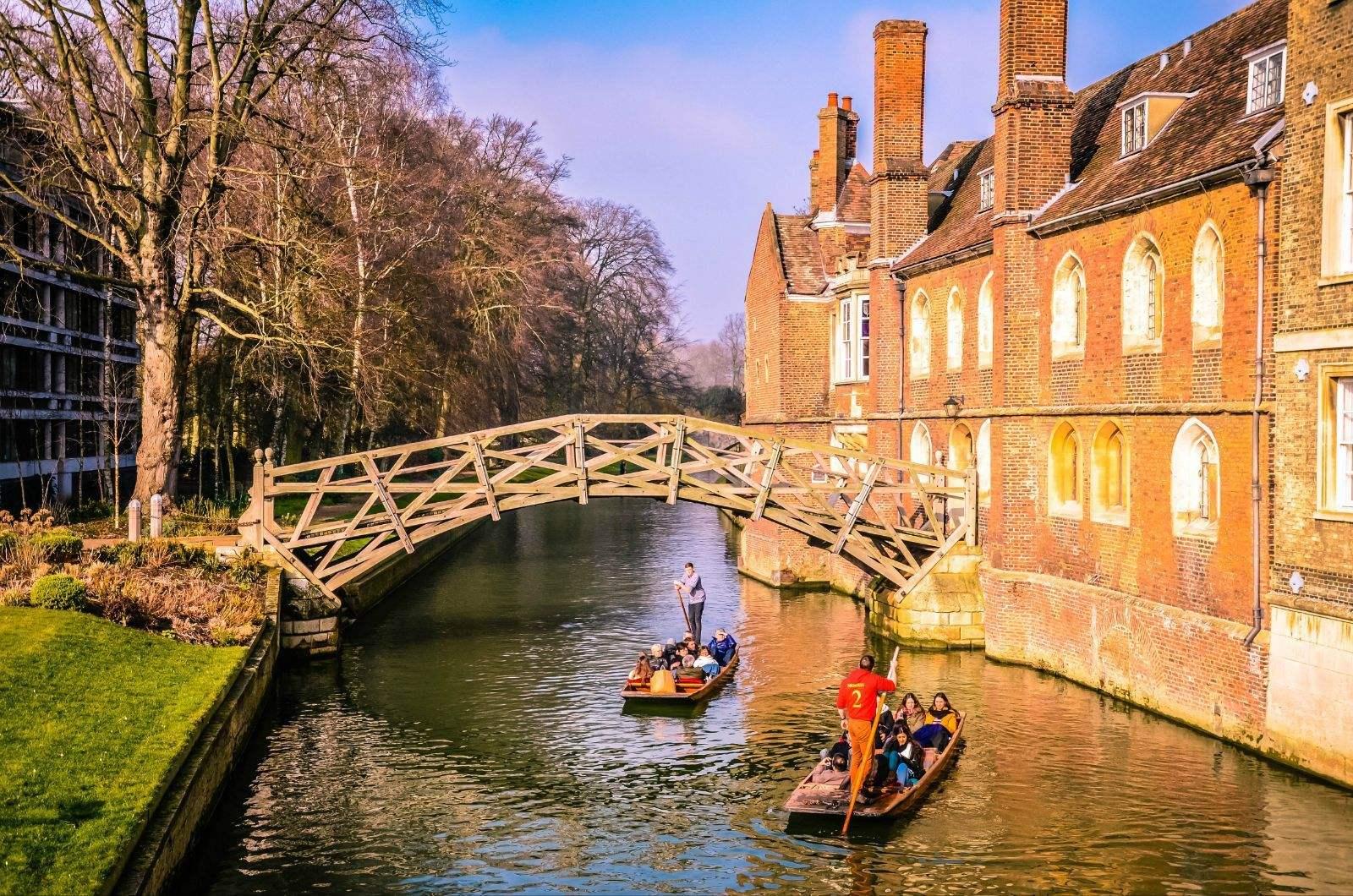 剑桥大学硕士申请条件:均分与雅思要求都极高!