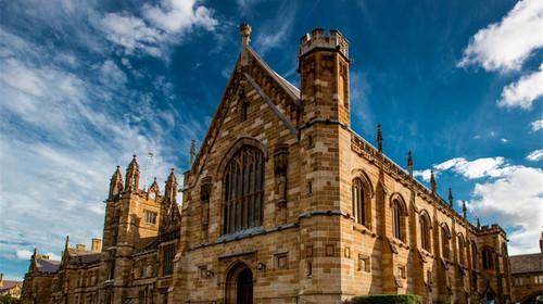悉尼大学本科专业雅思具体要求:法学医学要求最高