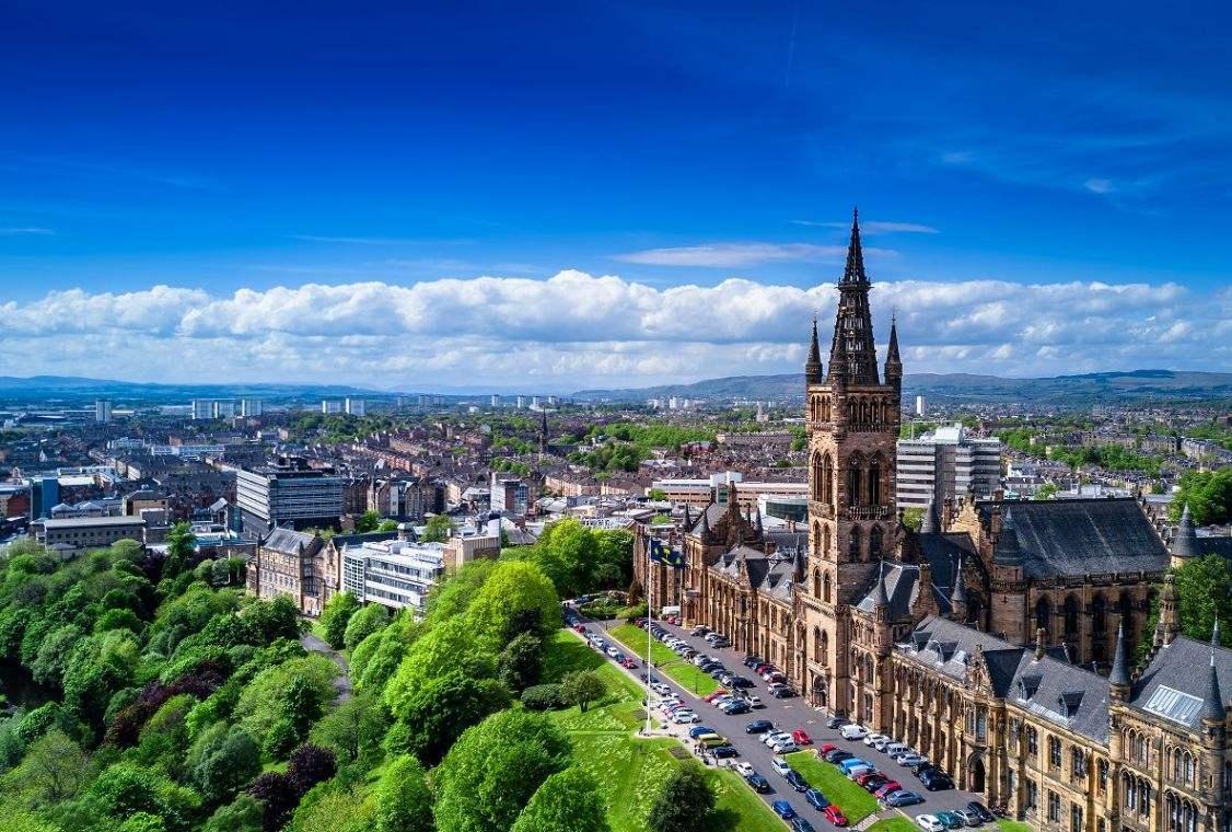 格拉斯哥大学研究生学费一年多少钱?地处苏格兰最大城市