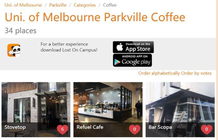 1个校区藏匿34家口味不同的咖啡店,澳洲大学果然是咖啡控的天堂!