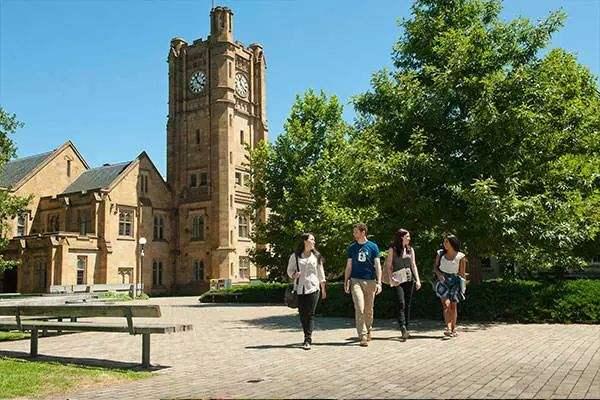 澳洲墨尔本大学推荐专业,本科申请不承认高考成绩