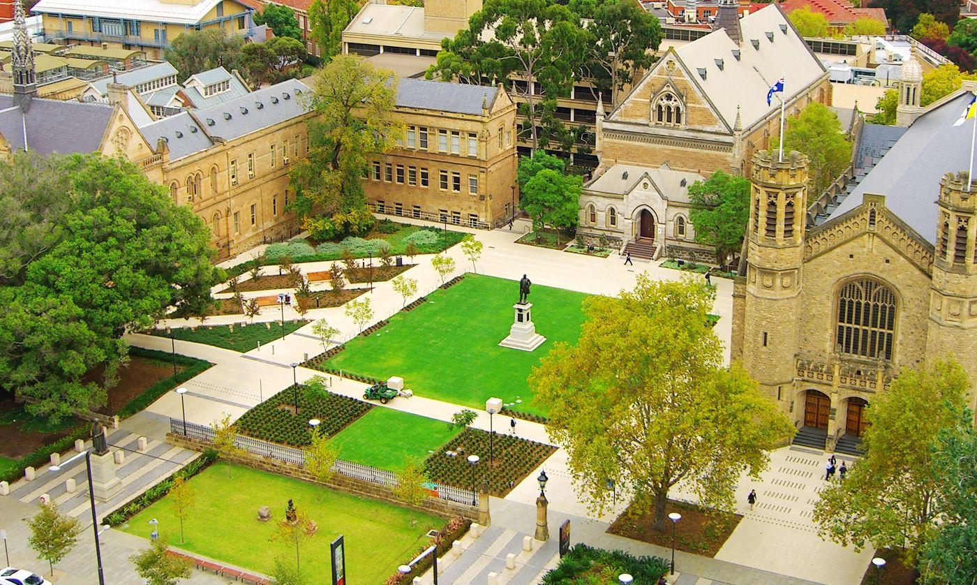 澳洲阿德莱德大学本科毕业时间:集中在4月和9月