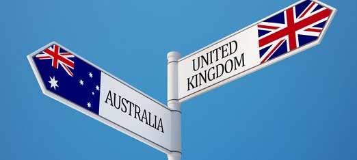 本科留学澳洲和英国哪个好?适合自己最重要