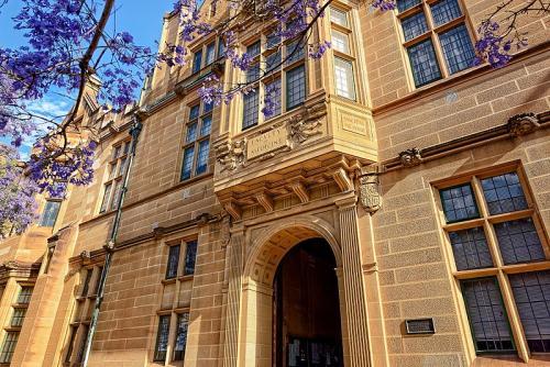 悉尼大学QS专业排名:多项学科名列前茅