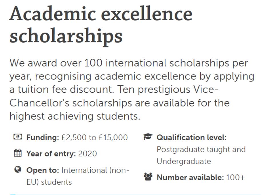 最低£5,000,最高£7,500,这所英国top10商学院发起奖学金来太实诚了吧!