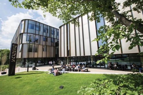 英国的肯特大学QS世界排名:世界前400