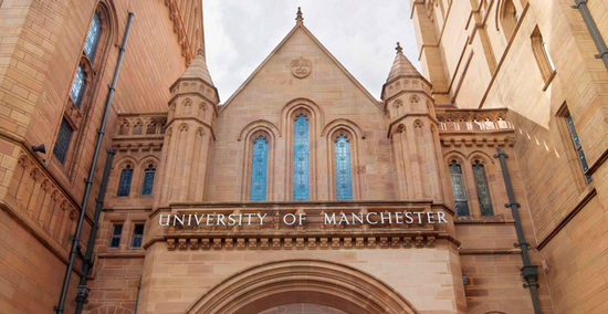 2020英国曼彻斯特大学世界排名