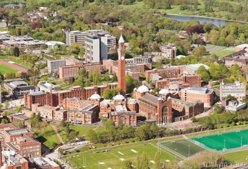英国伯明翰大学2020世界排名