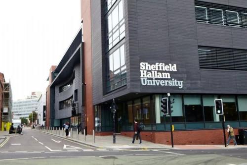英国谢菲尔德哈勒姆大学,2021全球排名和英国排名