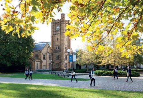 墨尔本大学的专业排名情况怎么样?有多少澳洲第一?