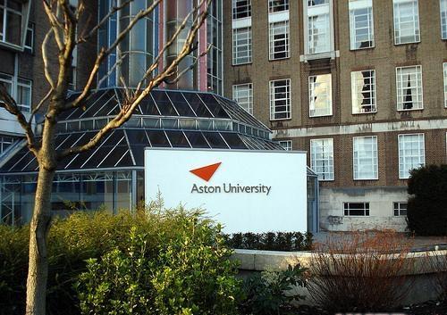 2021英国阿斯顿大学QS世界排名