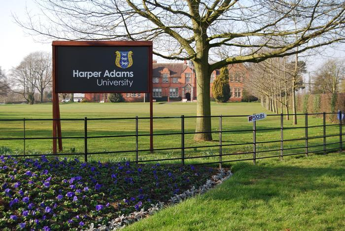 哈珀亚当斯大学2021年英国排名介绍