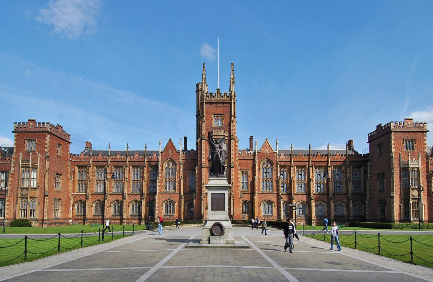 贝尔法斯特女王大学2021世界排名解读